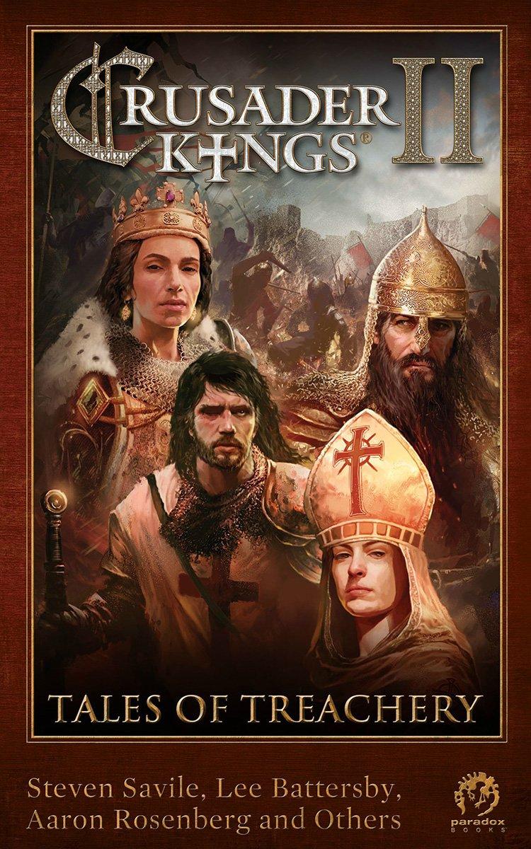 Crusader Kings II: Tales Of Treachey (December 2014)