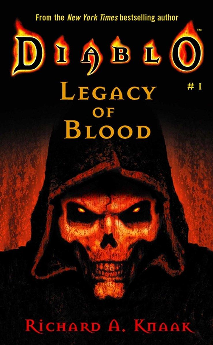 Diablo: Legacy Of Blood (May 2001)