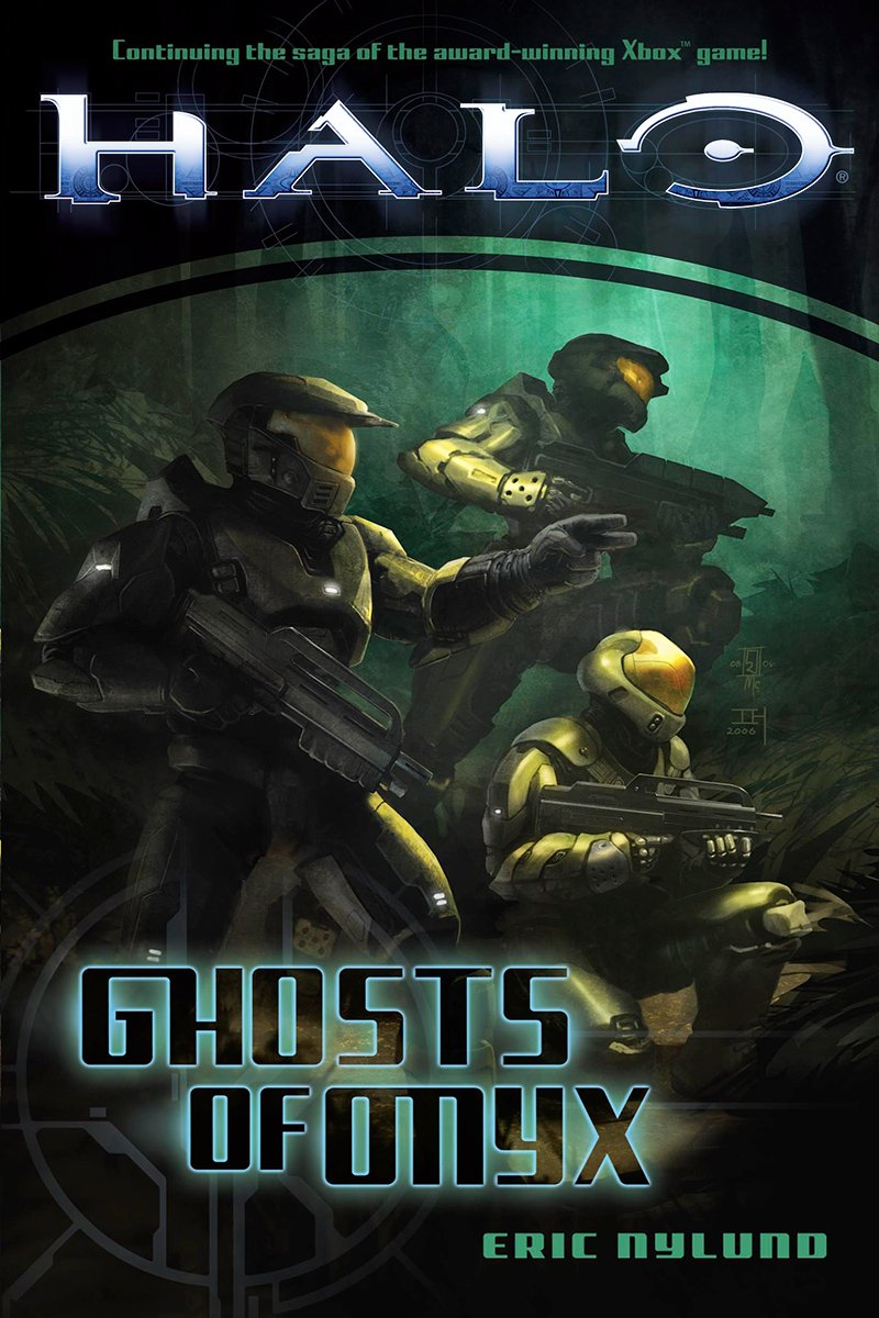 Halo: Ghosts Of Onyx (October 2006)
