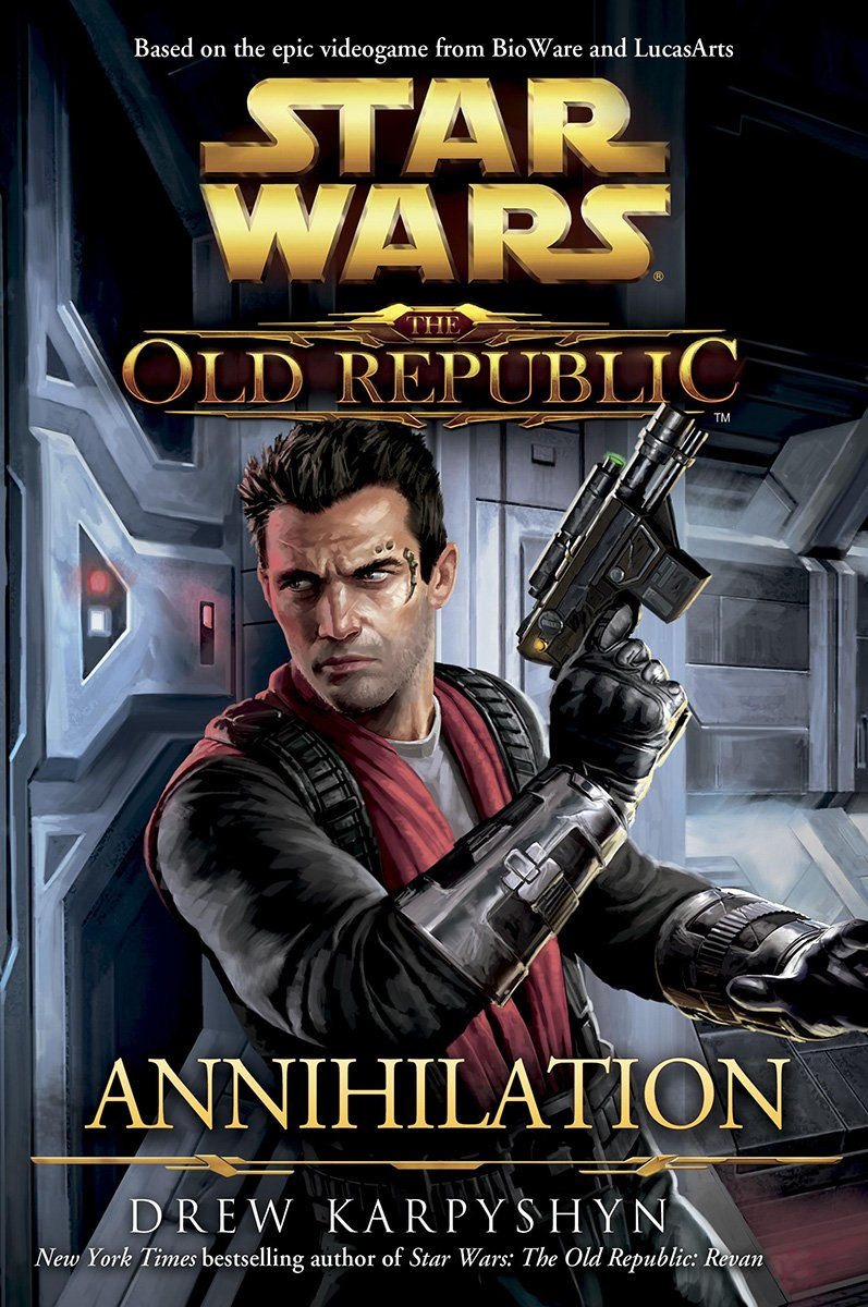 Star Wars The Old Republic: Annihilation (November 2012)