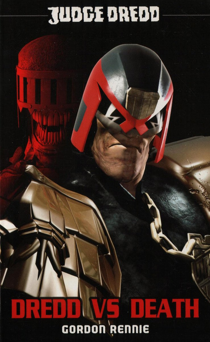 Judge Dredd: Dredd Vs Death (October 2003)