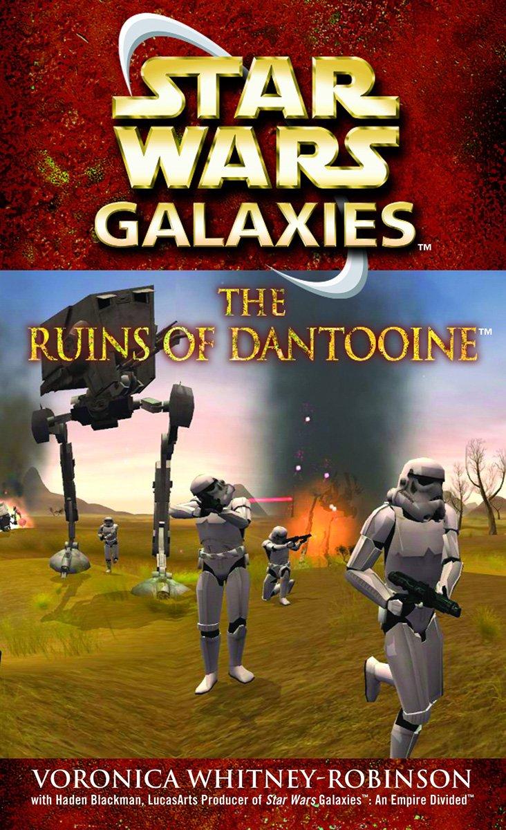 Star Wars Galaxies: The Ruins Of Dantooine (December 2003)