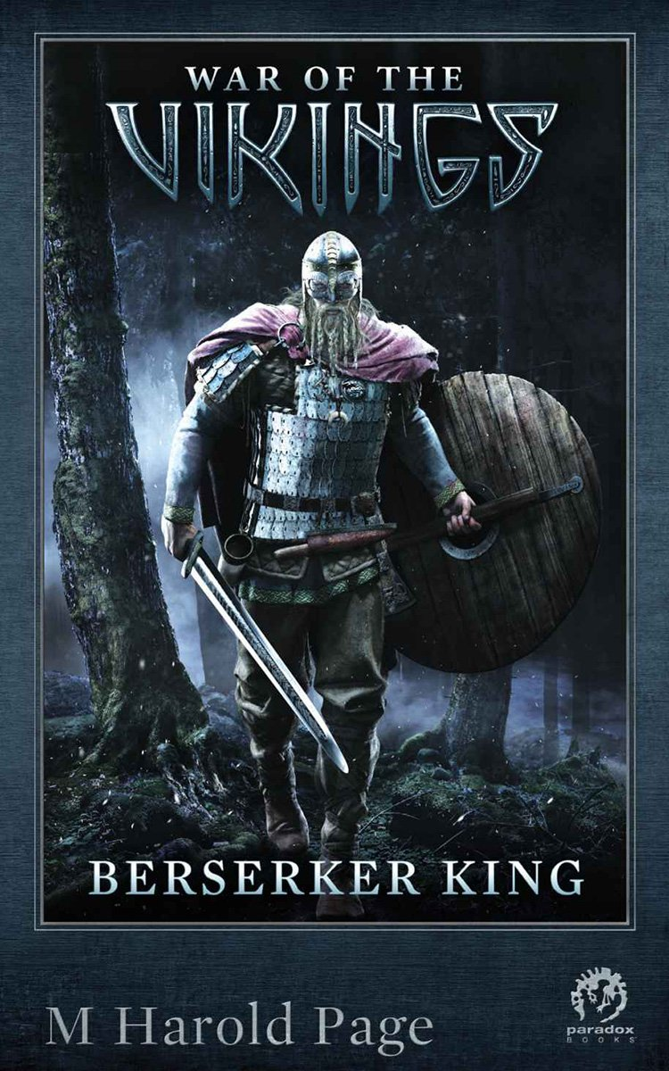 War Of The Vikings: Berserker King (April 2014)