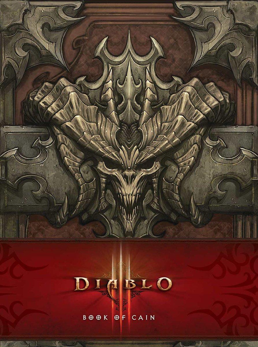 Diablo III: Book Of Cain (December 2011)