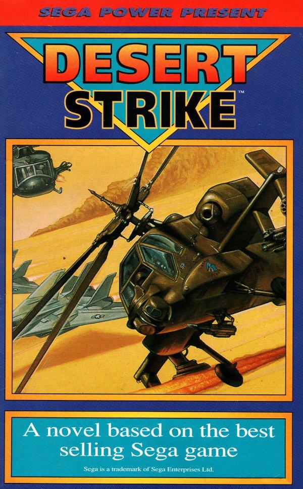 Desert Strike (1992)