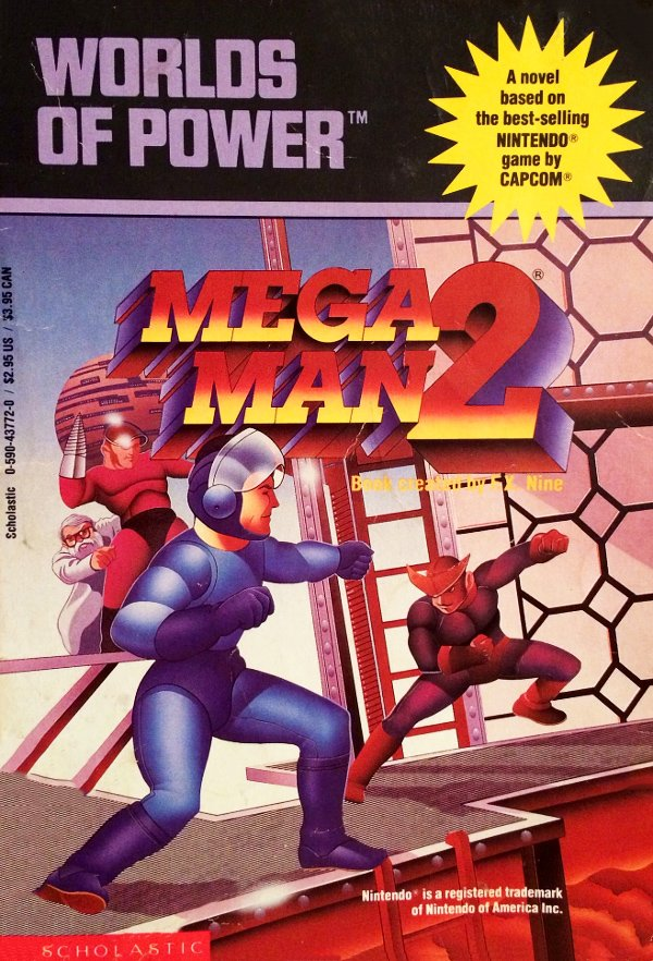 Mega Man 2 (1990)