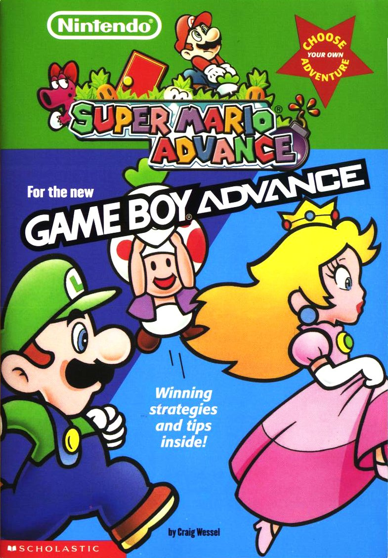 Super Mario Advance (September 2001)
