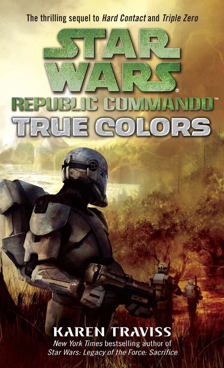 Star Wars Republic Commando: True Colors (October 2007)