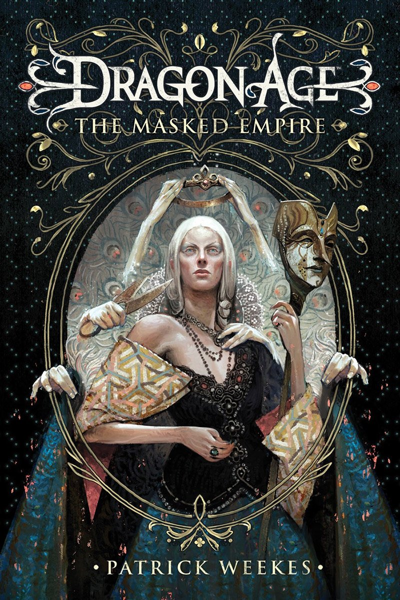 Dragon Age: The Masked Empire (April 2014)