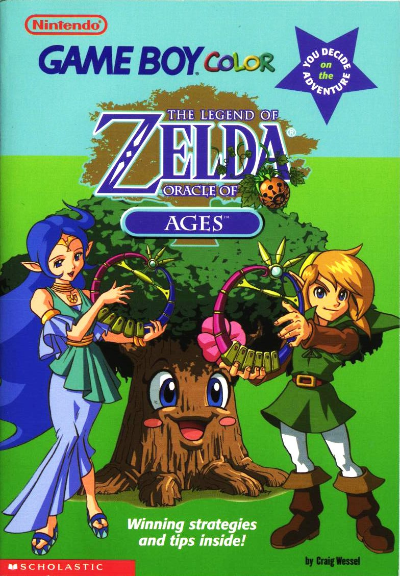 Legend Of Zelda, The: Oracle Of Ages (January 2002)