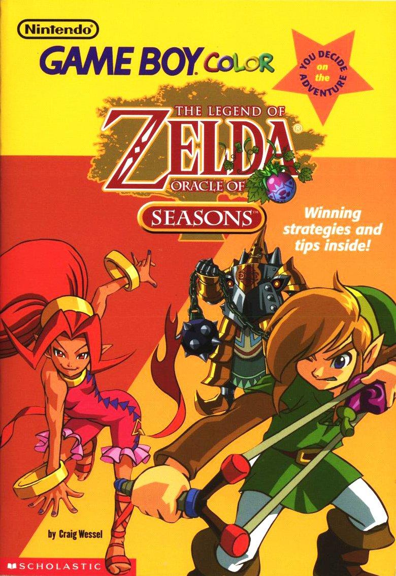 Legend Of Zelda, The: Oracle Of Seasons (2001)