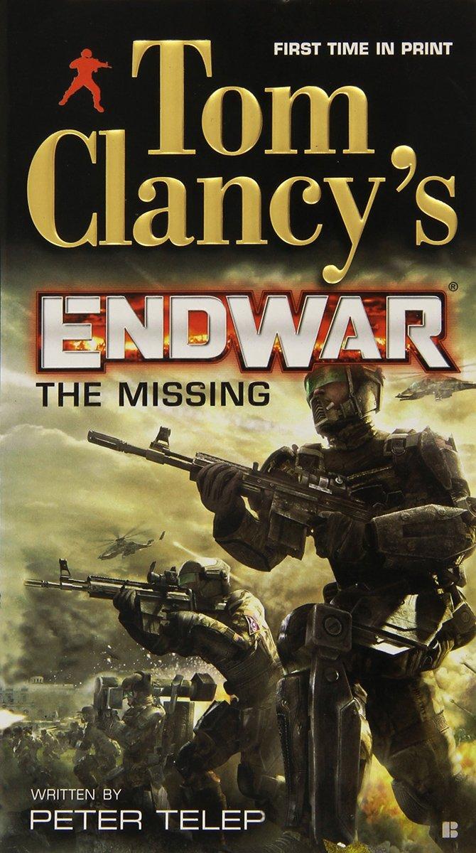 Tom Clancy's EndWar: The Missing (September 2013)