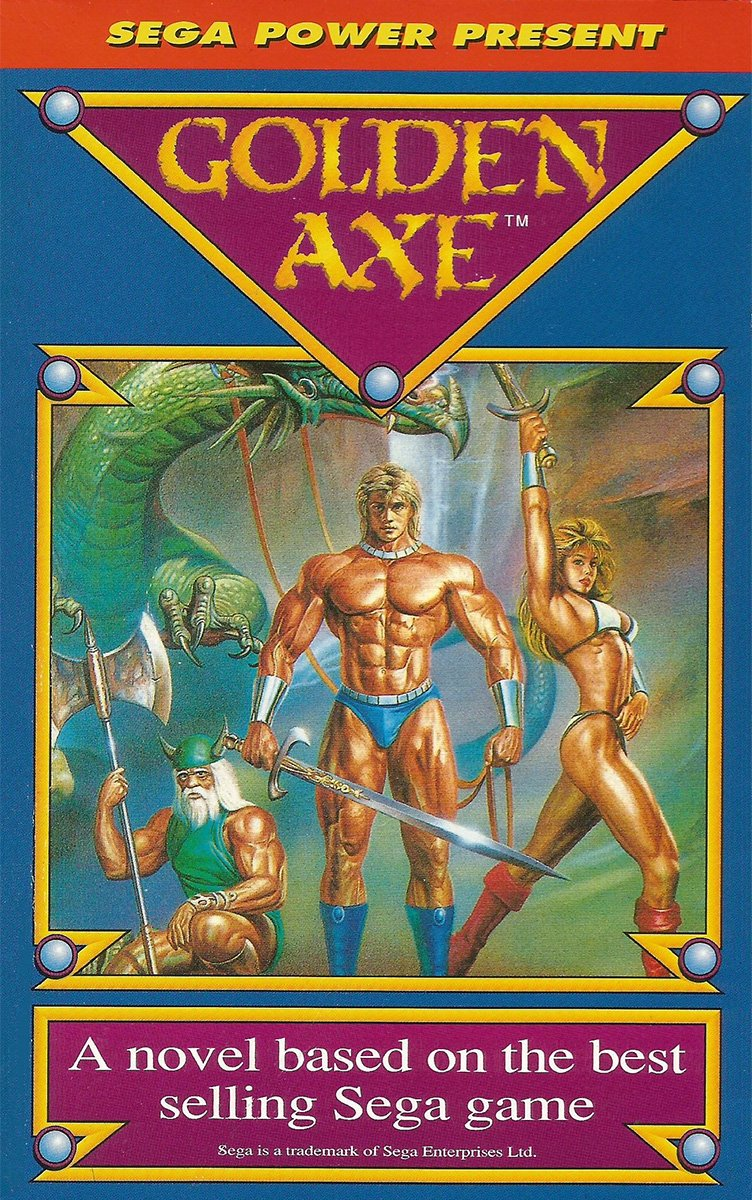 Golden Axe (1992)