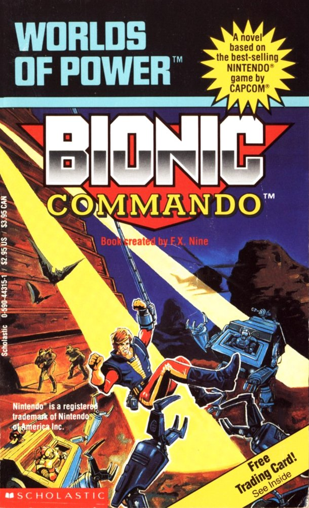Bionic Commando (January 1991)