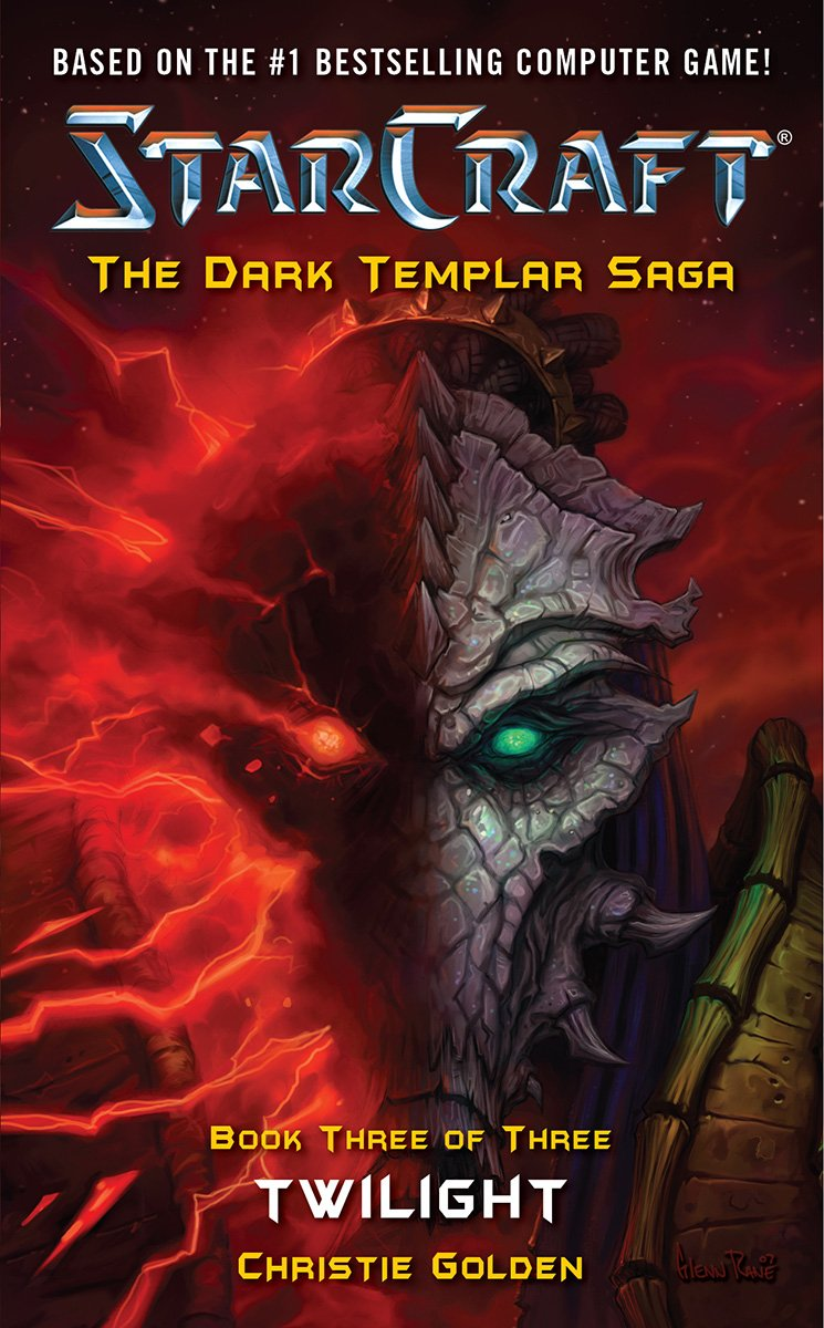 Starcraft: The Dark Templar Saga Book 3 - Twilight (June 2009)