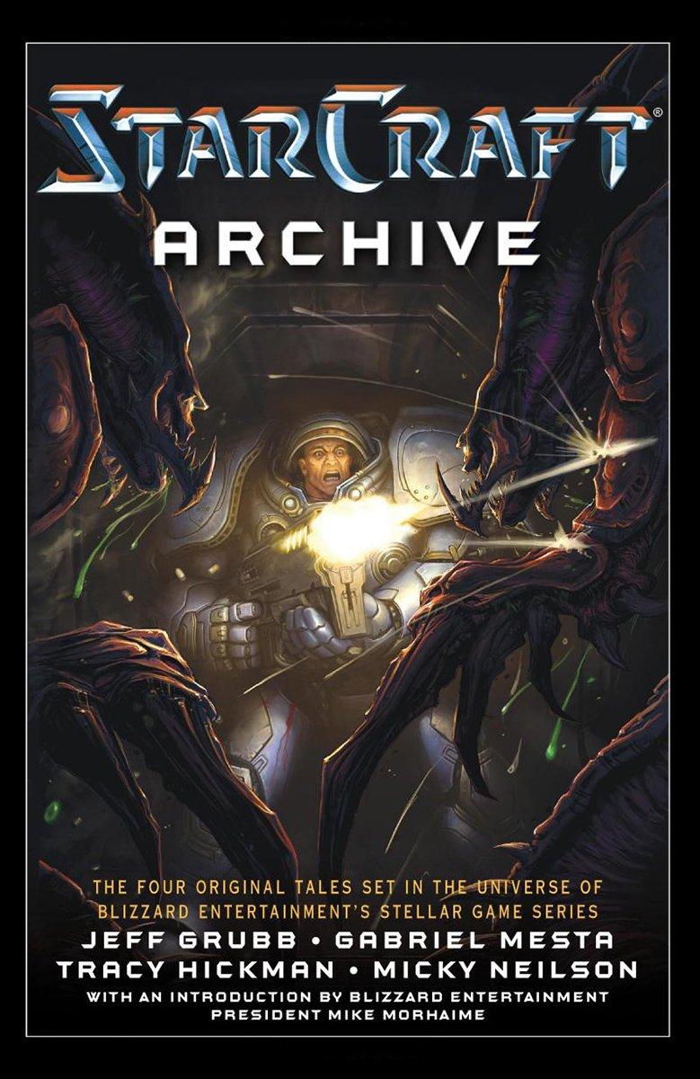 Starcraft: Archive (November 2007)
