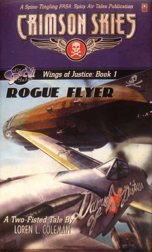 Crimson Skies: Rogue Flyer (December 2000)