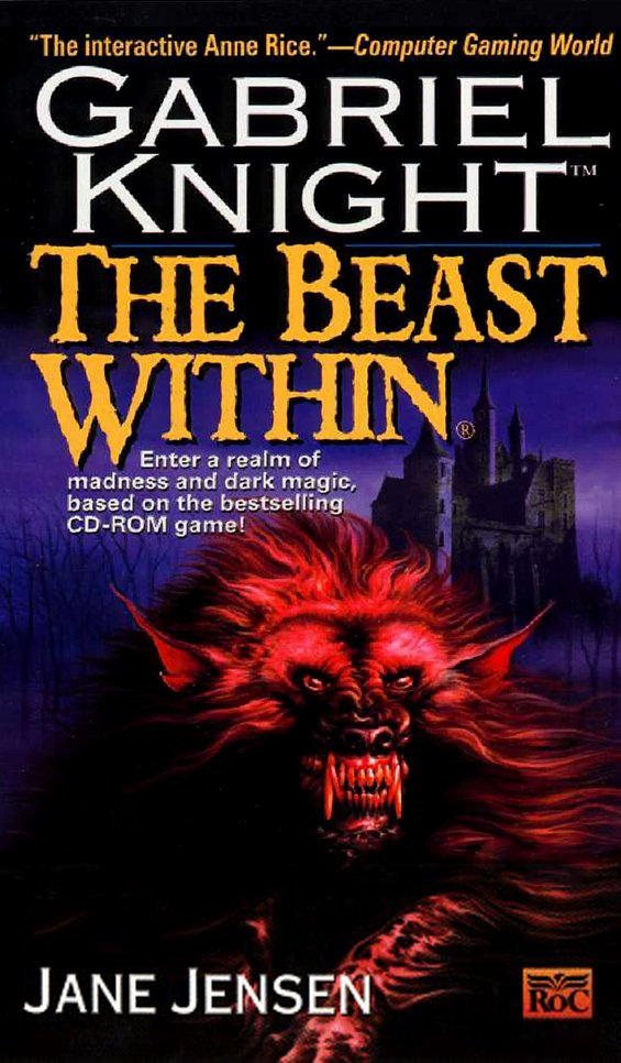 Gabriel Knight: The Beast Within (December 1998)