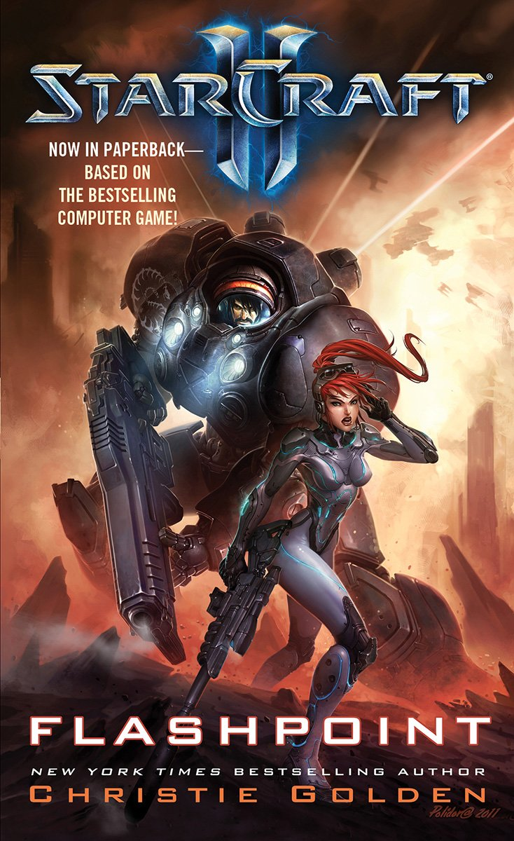 Starcraft II: Flashpoint (November 2012)