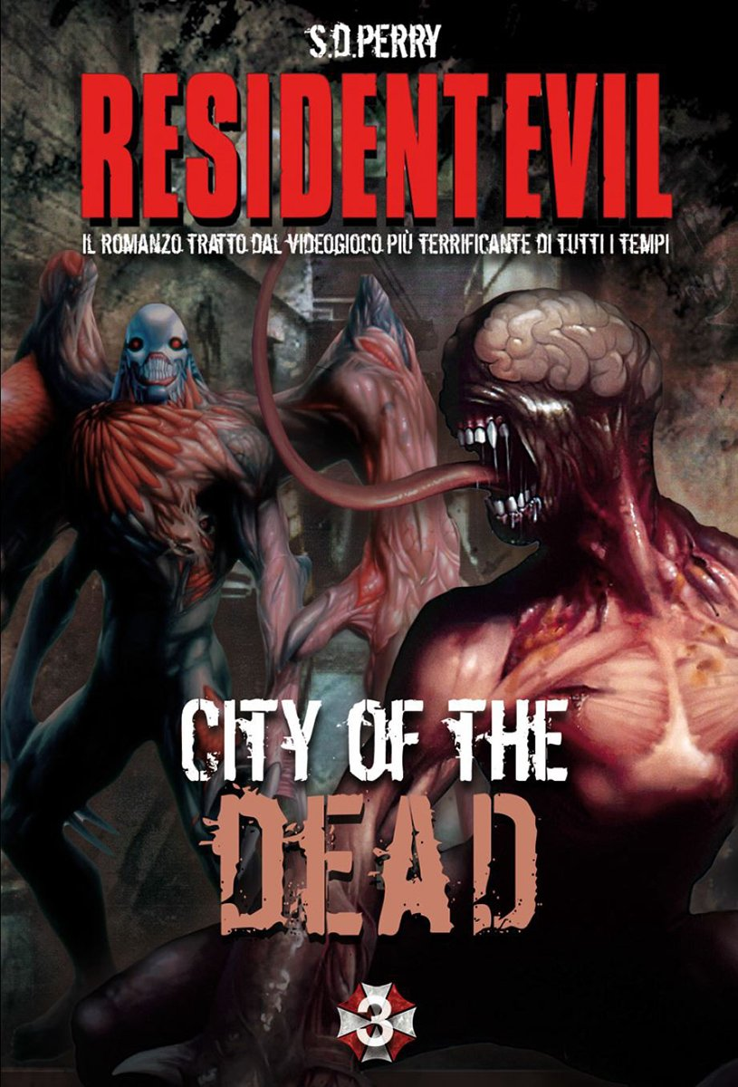 Resident Evil: 3 - City Of The Dead (Italian edition)