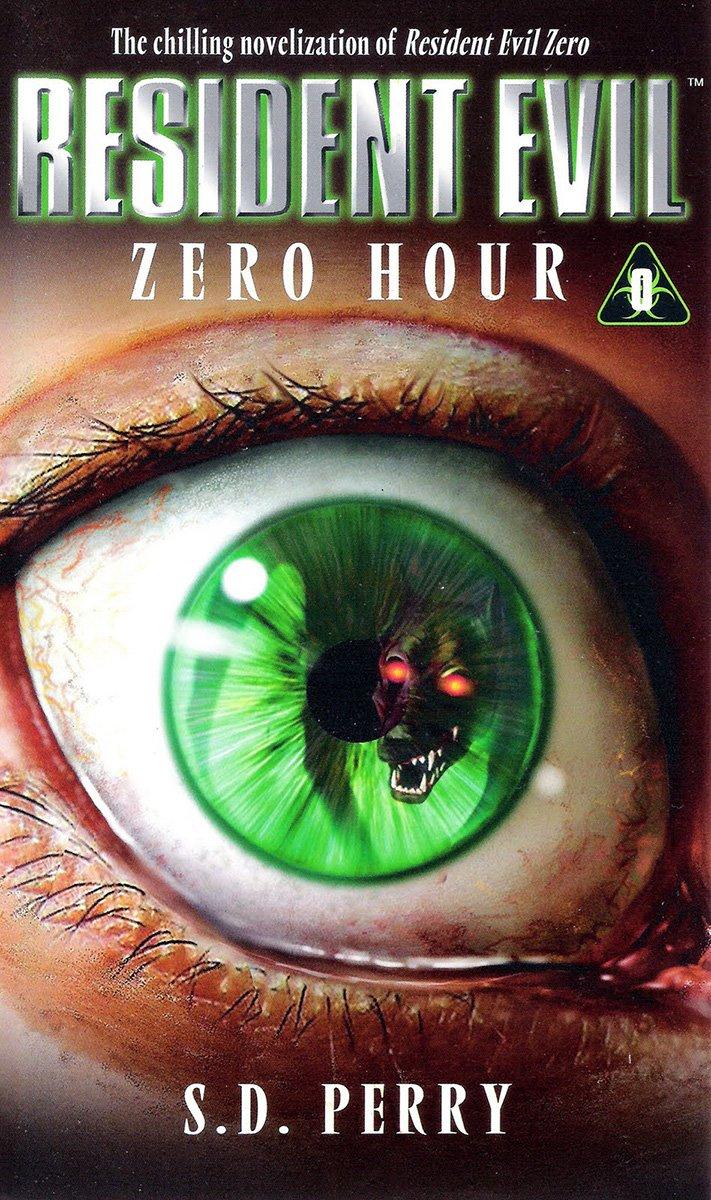 Resident Evil: 7 - Zero Hour (October 2004)
