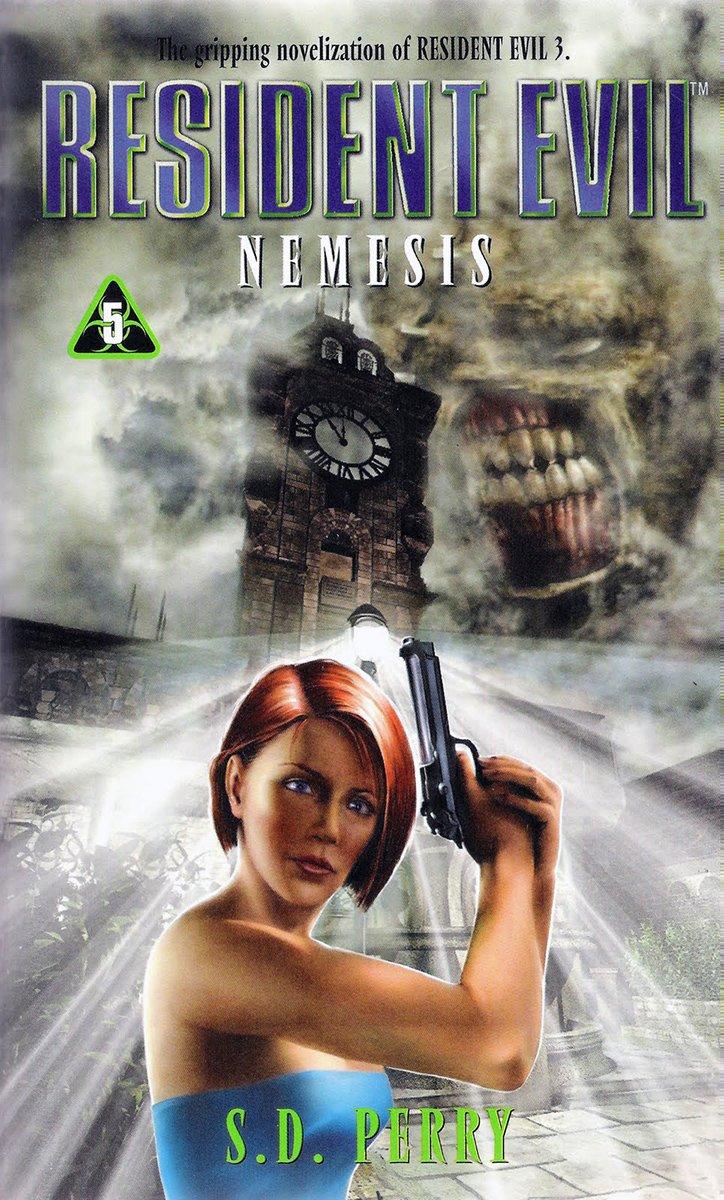 Resident Evil: 5 - Nemesis (October 2000)