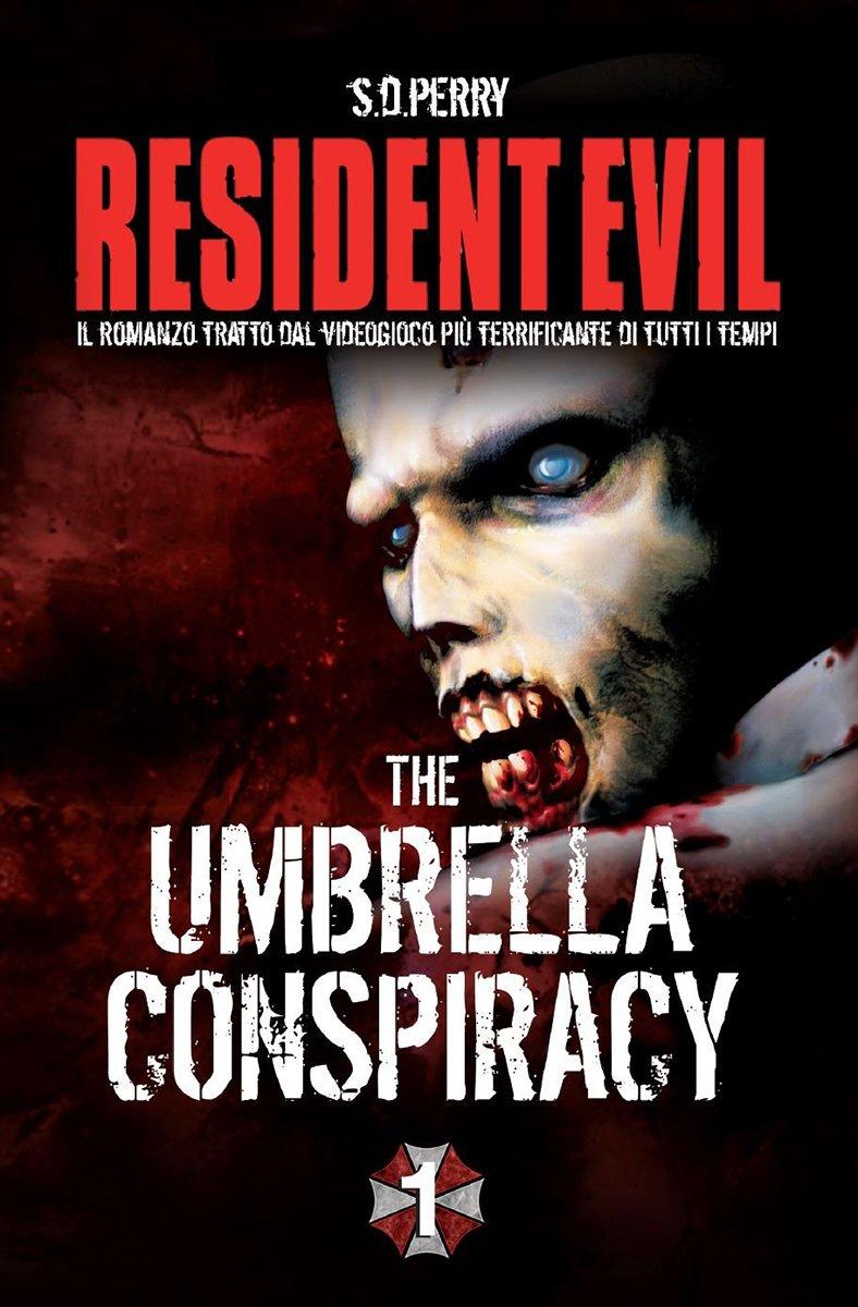 Resident Evil: 1 - The Umbrella Conspiracy (Italian edition)