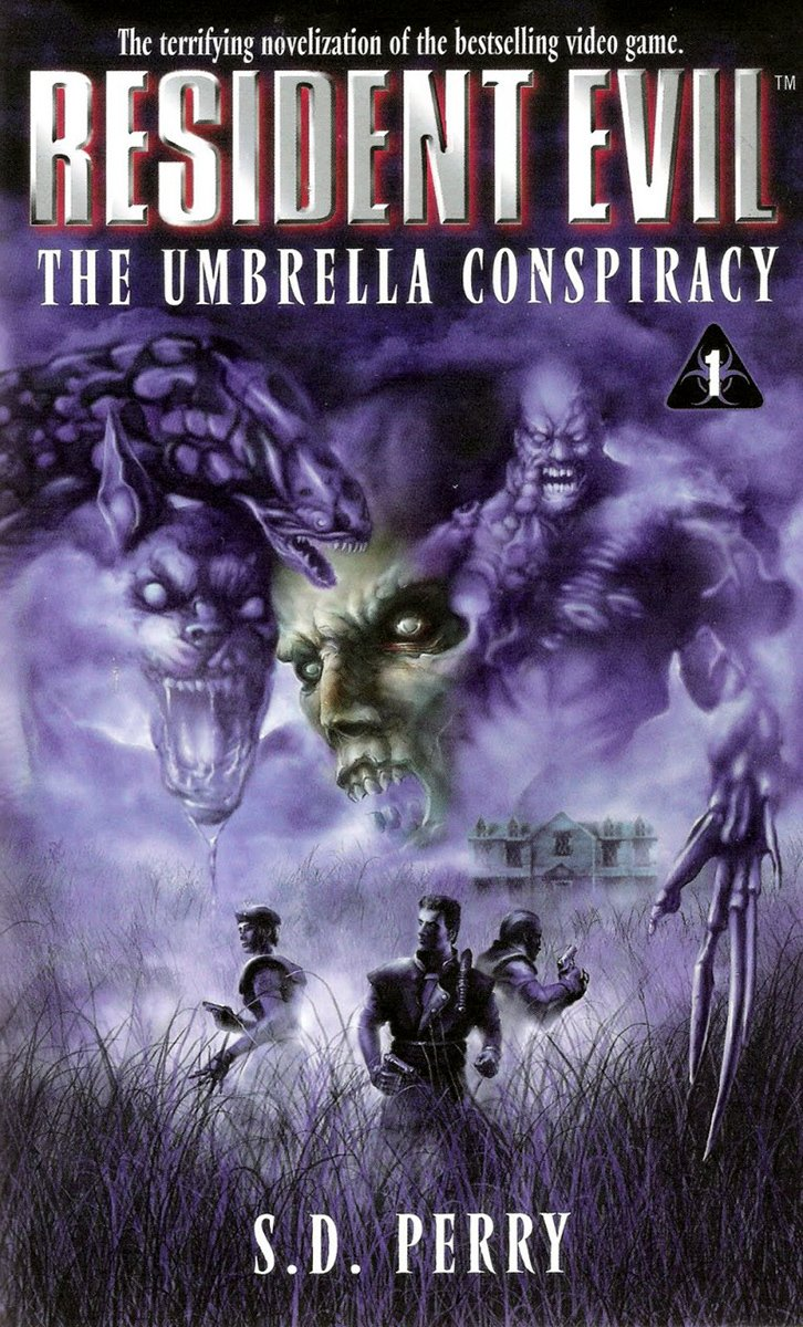 Resident Evil: 1 - The Umbrella Conspiracy (September 1998)