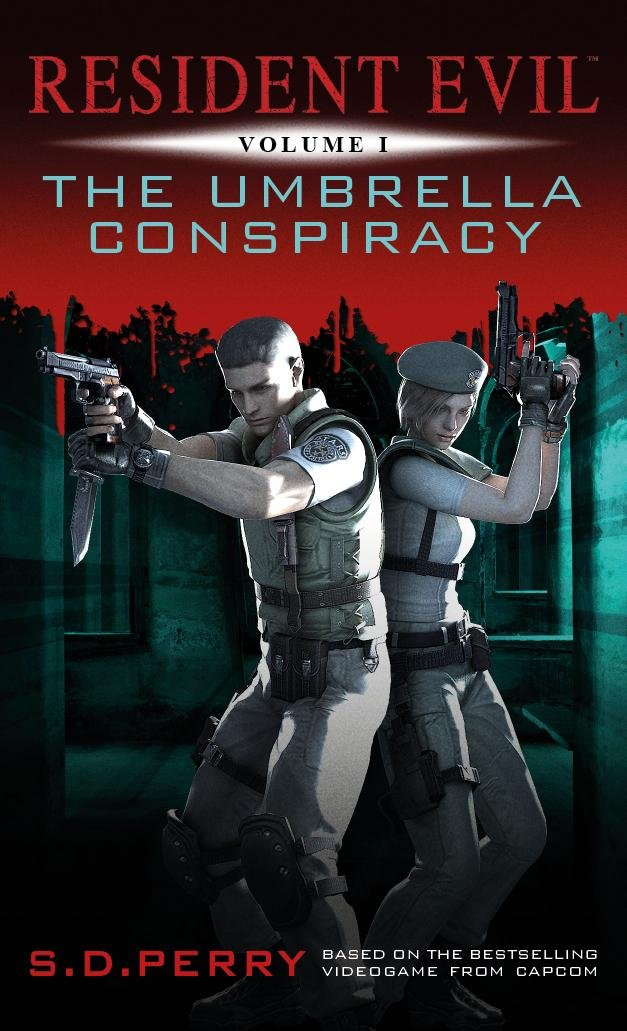 Resident Evil: 1- The Umbrella Conspiracy (reissue)