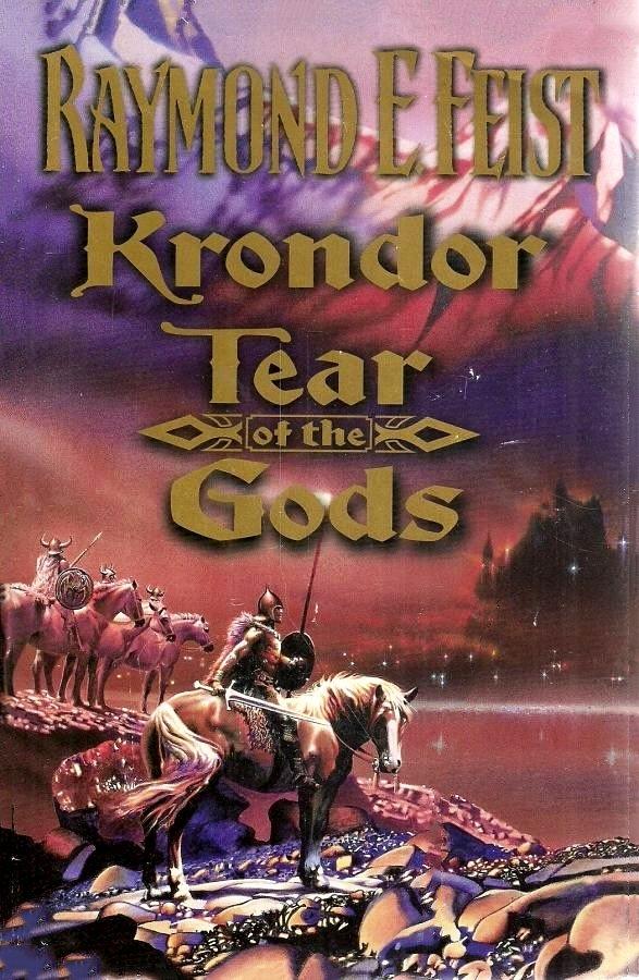 Krondor: Tear Of The Gods (1st edition) (2000)