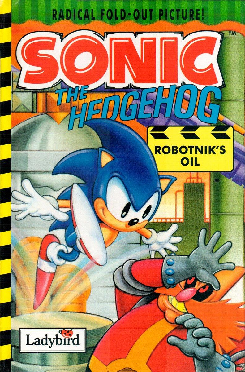 Sonic The Hedgehog: Robotnik's Oil (1994)