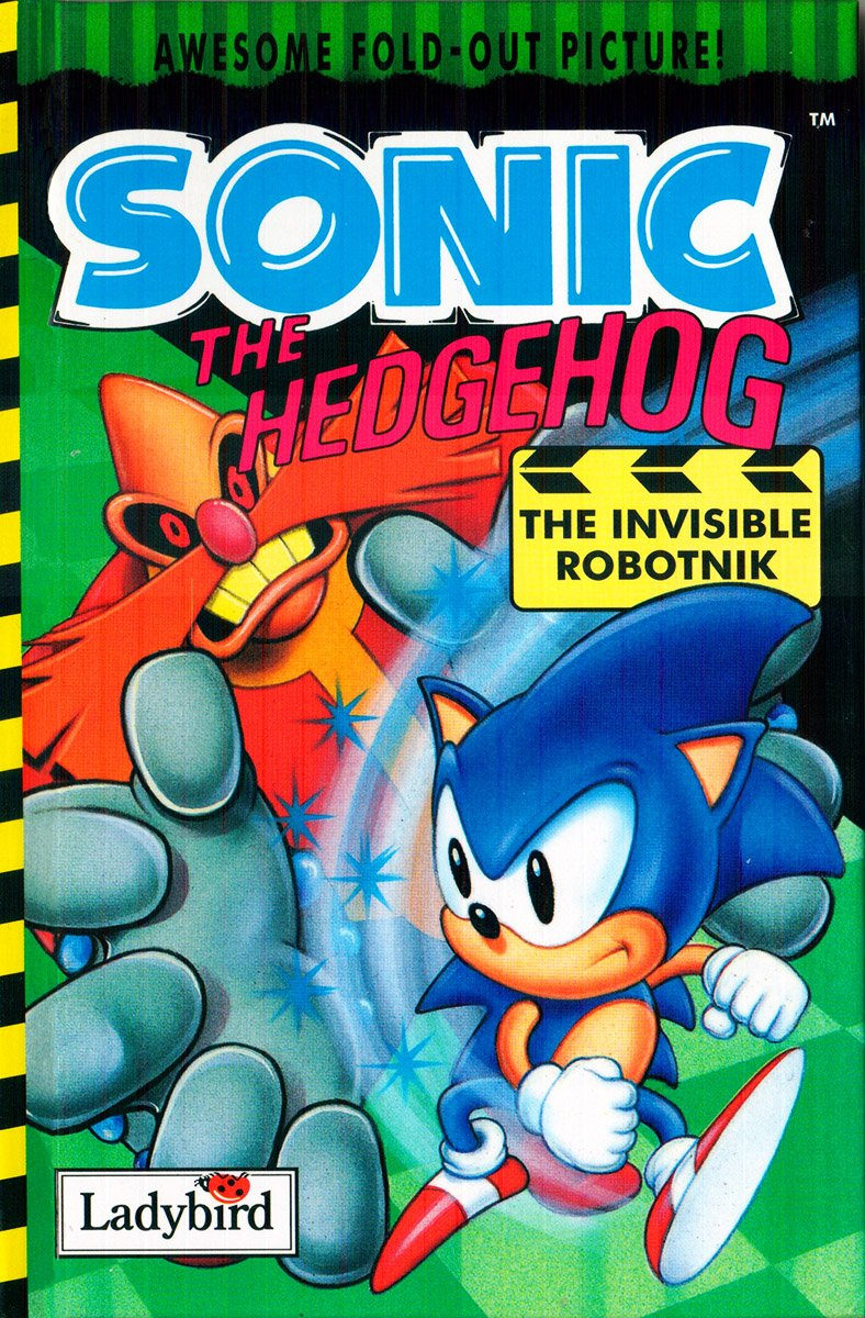 Sonic The Hedgehog: The Invisible Robotnik (1994)