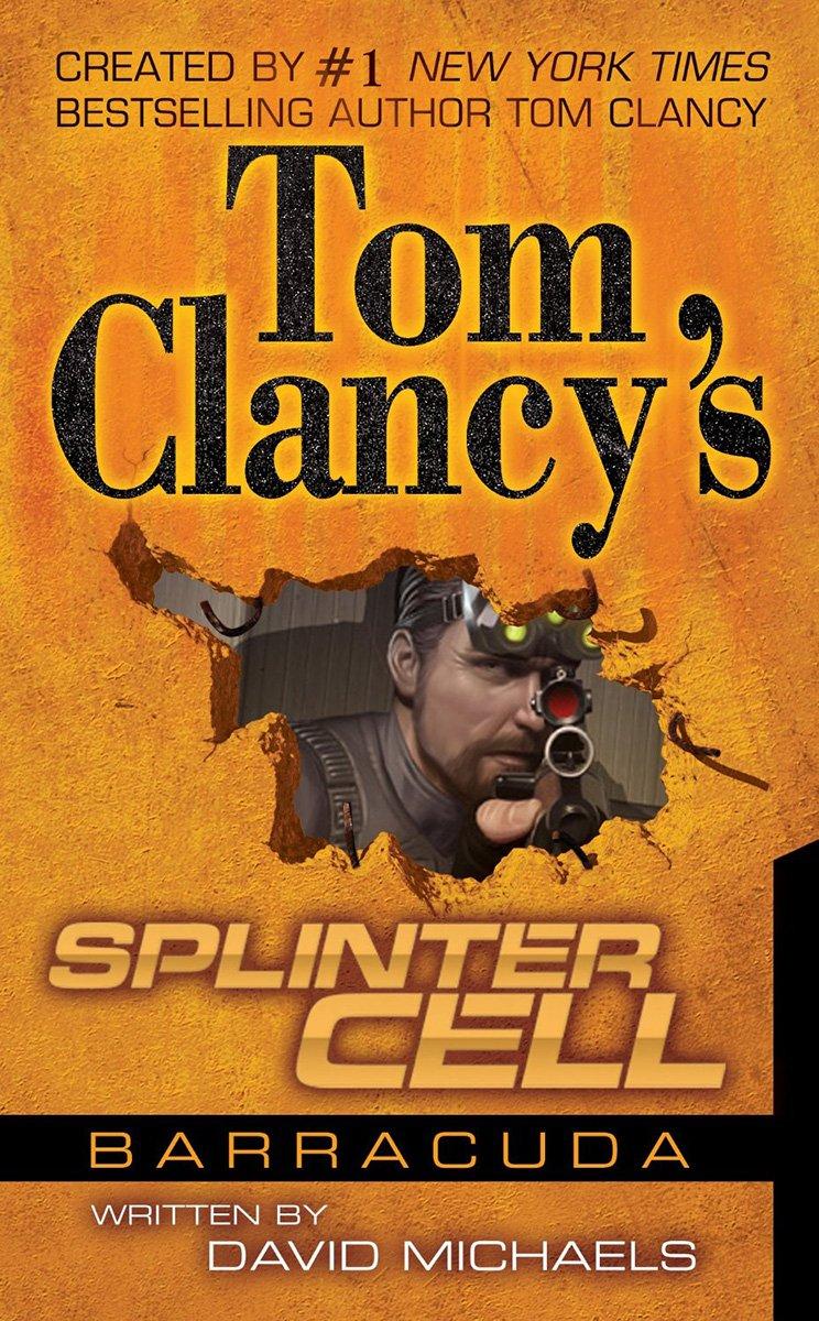 Tom Clancy's Splinter Cell: Operation Barracuda (November 2005)