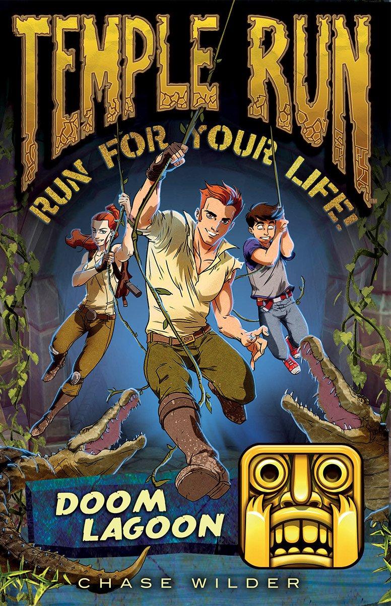 Temple Run: Doom Lagoon (July 2014)