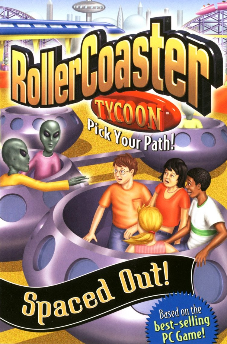 RollerCoaster Tycoon: Spaced Out (November 2003)