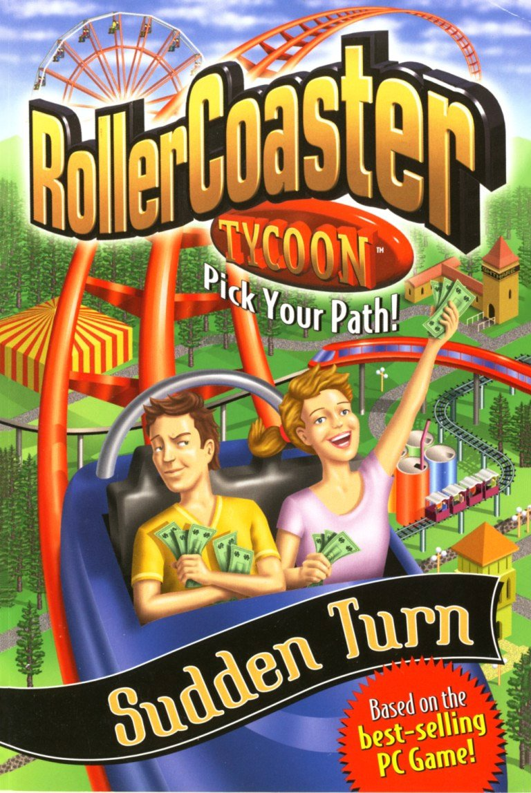 RollerCoaster Tycoon: Sudden Turn (September 2002)