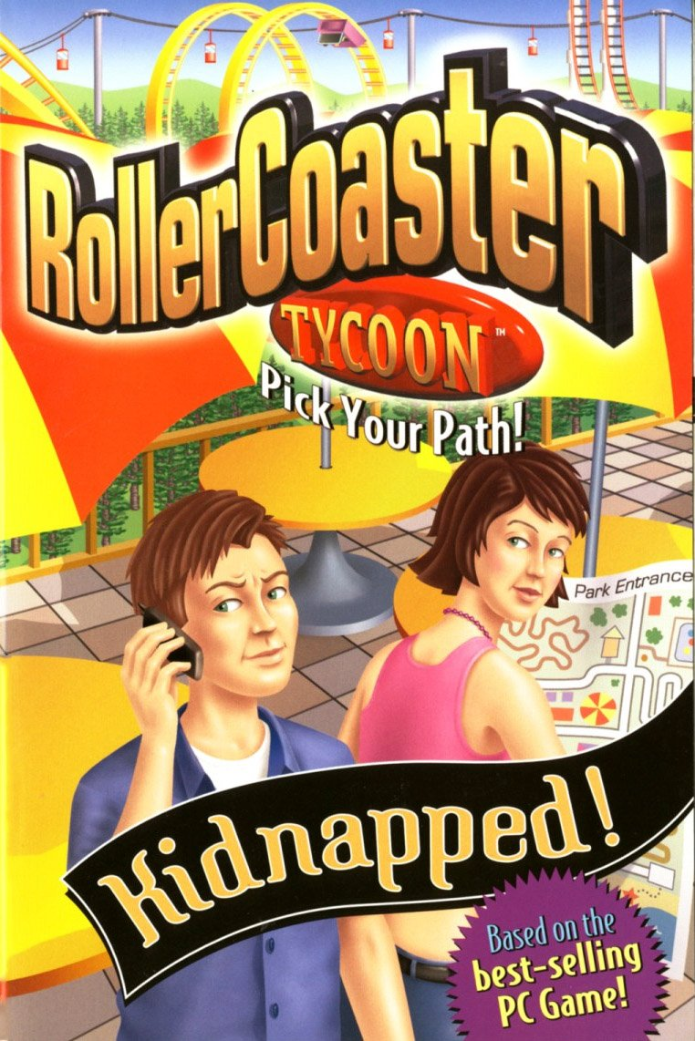 RollerCoaster Tycoon: Kidnapped (March 2003)