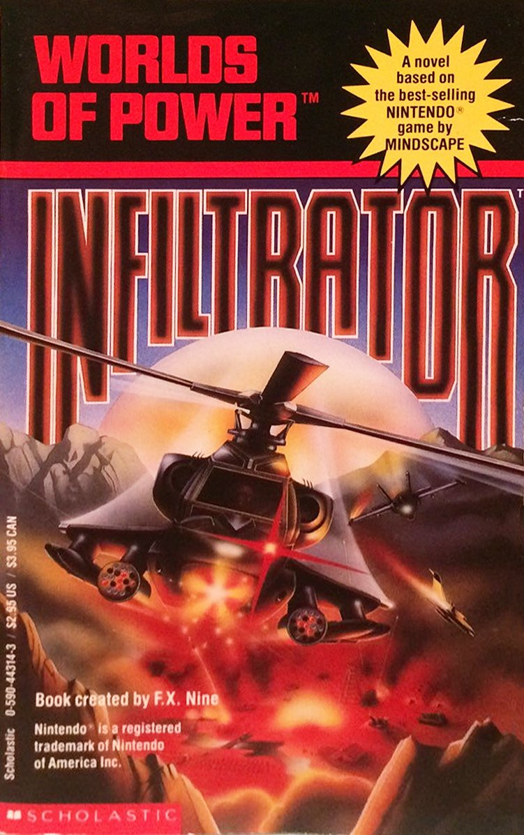 Infiltrator (February 1991)
