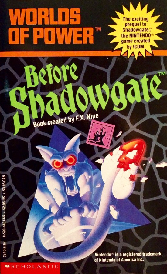 Before Shadowgate (May 1991)
