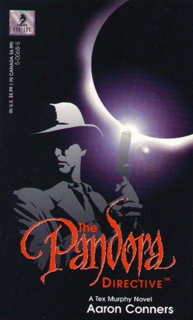 Tex Murphy: The Pandora Directive (August 1995)