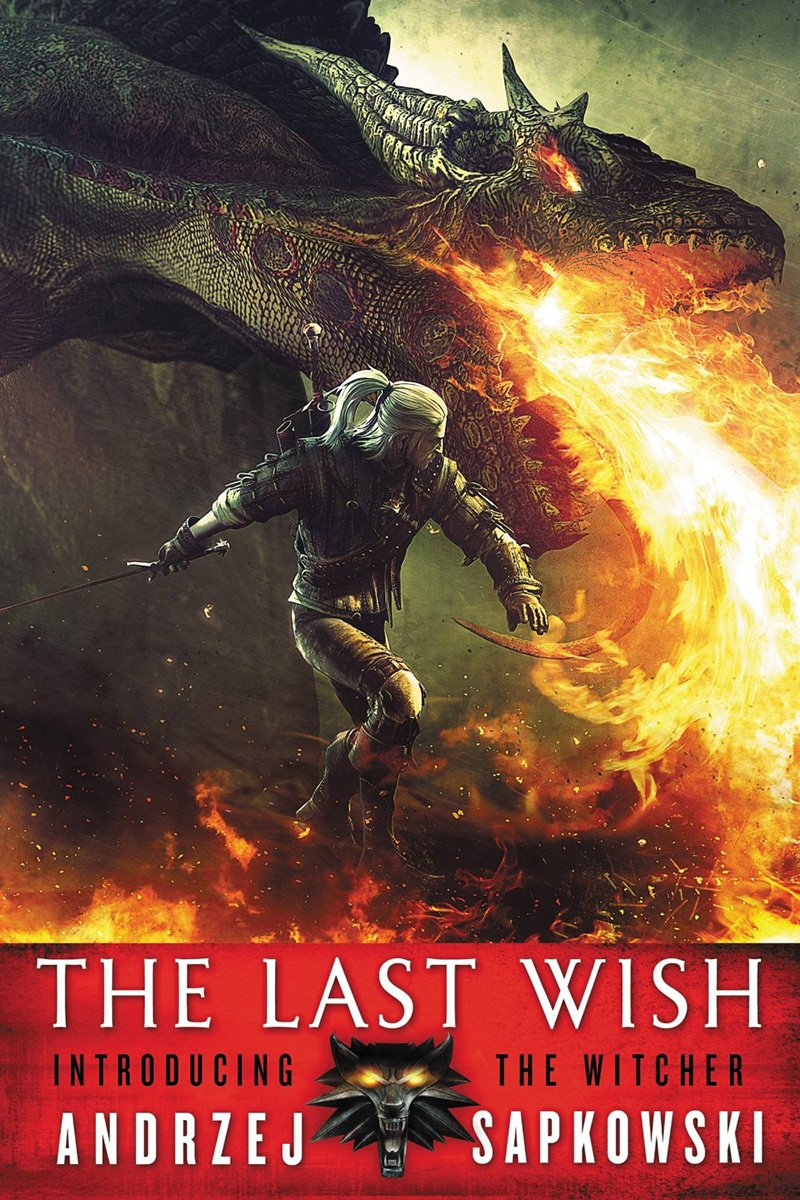 The Witcher: The Last Wish (USA mass-market paperback edition)