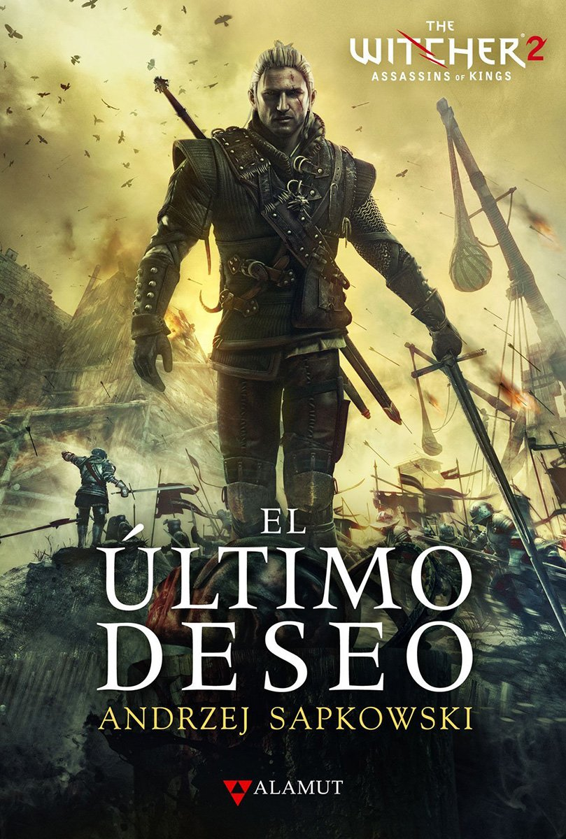 The Witcher: The Last Wish (Spanish 2011 edition)