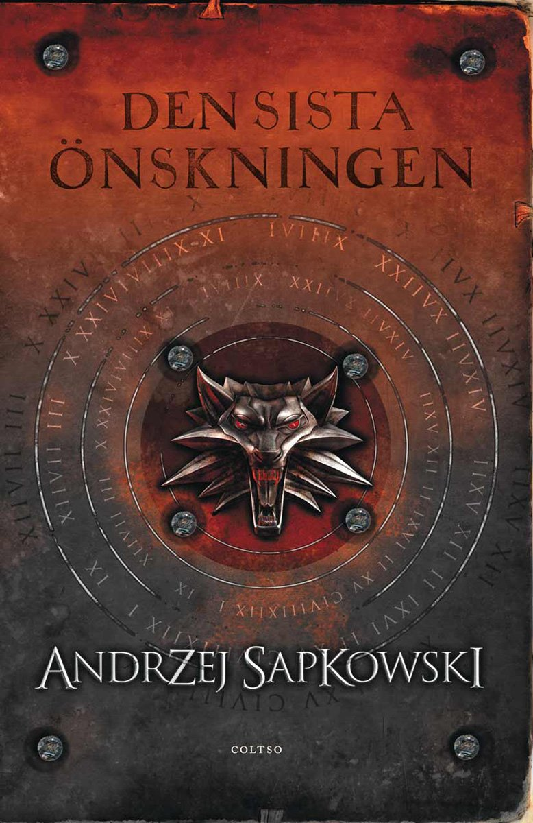 The Witcher: The Last Wish (Swedish edition)