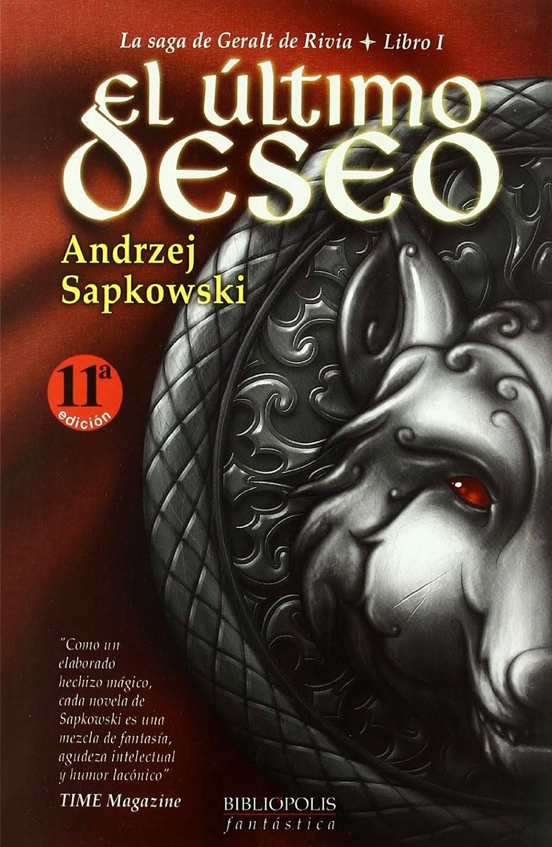 The Witcher: The Last Wish (Spanish 2007 edition)