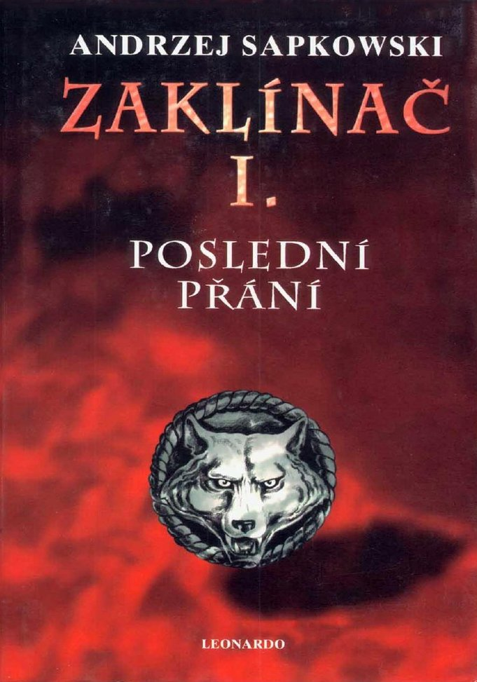The Witcher: The Last Wish (Czech 1st edition)