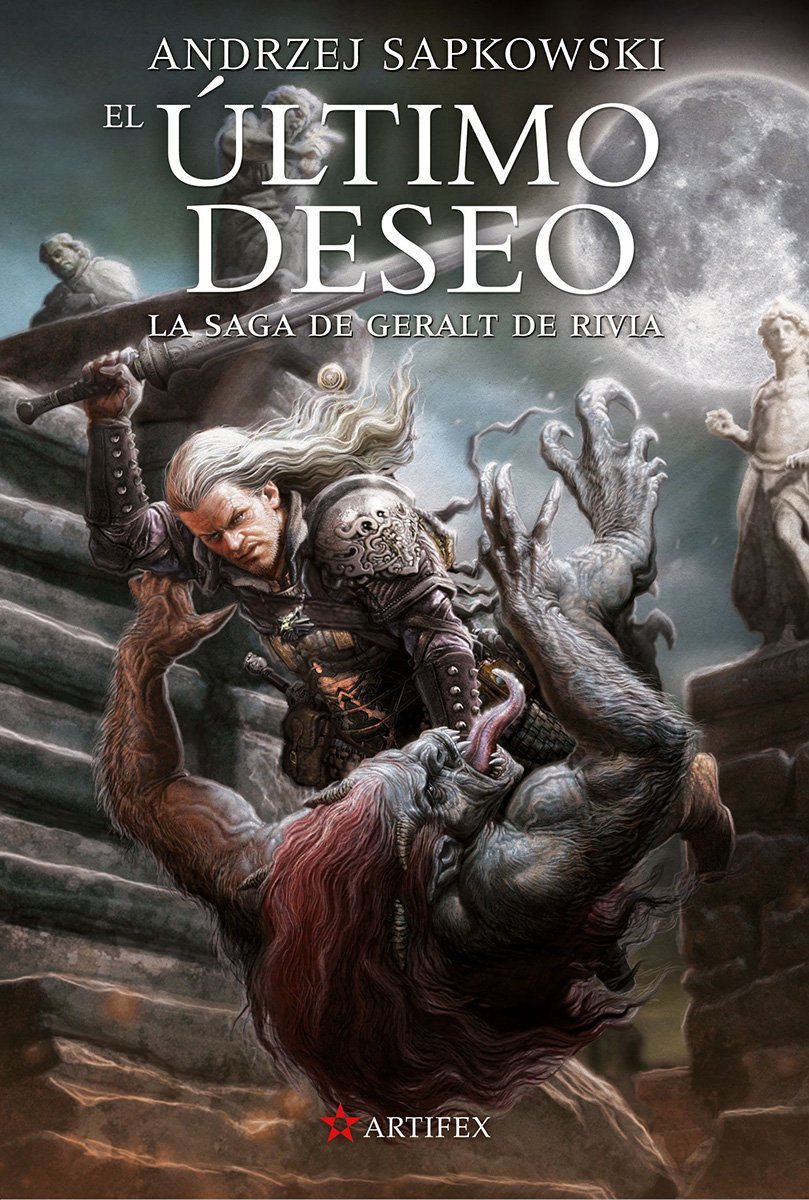 The Witcher: The Last Wish (Spanish 2015 edition)