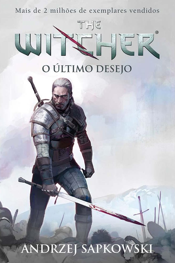 The Witcher: The Last Wish (Brazilian edition)
