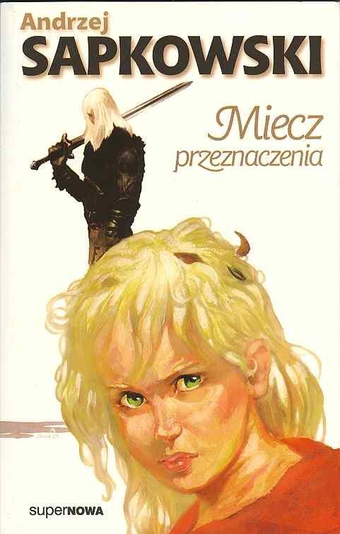 The Witcher: Sword Of Destiny (Polish 2003 edition)