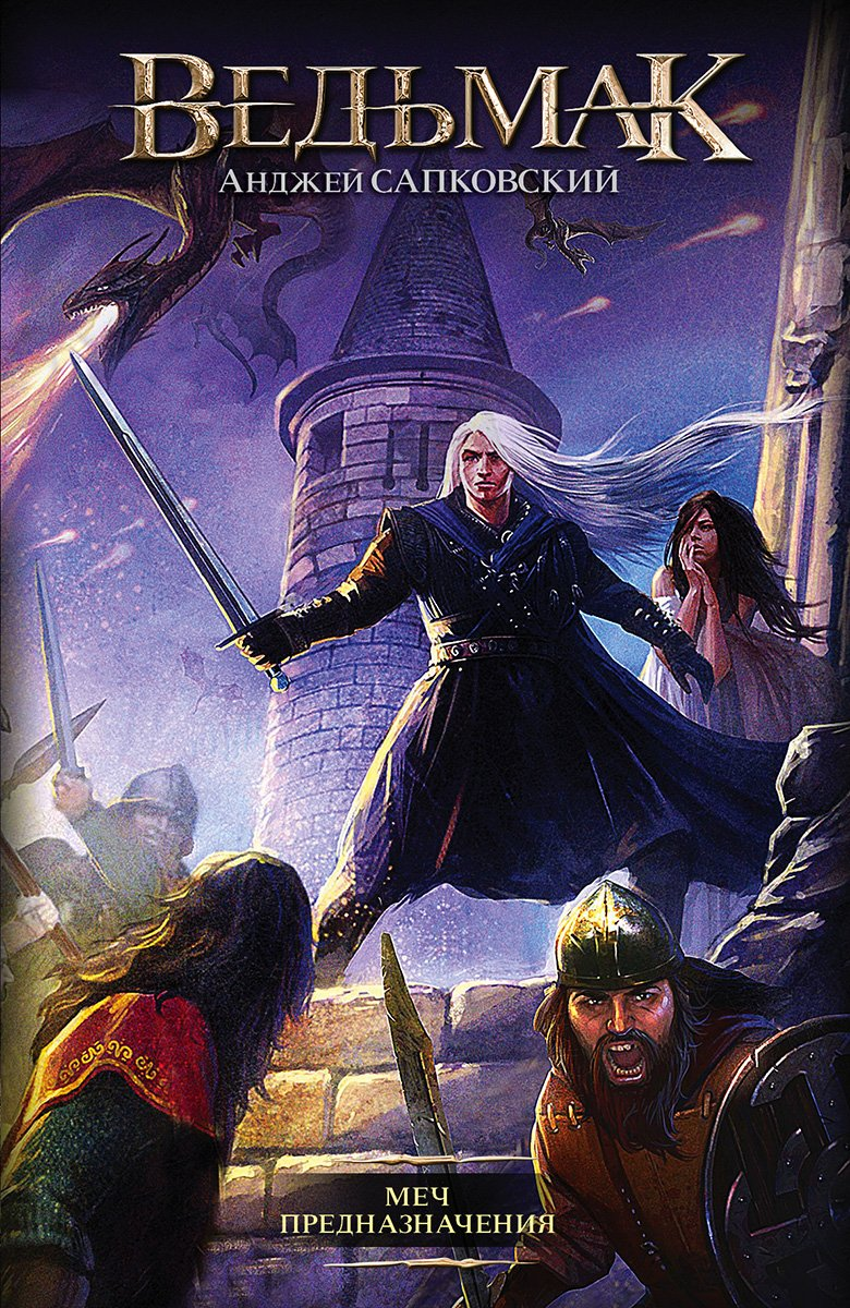 The Witcher: Sword Of Destiny (Russian 2011 edition)