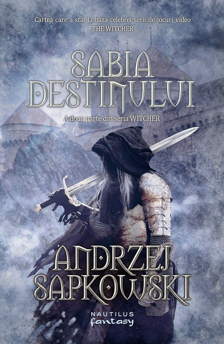 The Witcher: Sword Of Destiny (Romanian edition)